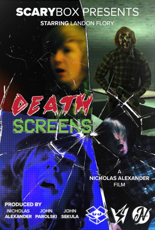 Death Screens by Nicholas Alexander